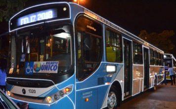 natal guarulhos ônibus ônibus natalinos