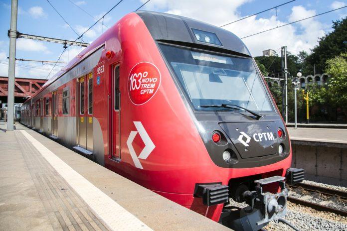 Demanda Passageiros Novos trens Novo trem da CPTM Greve da CPTM