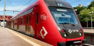 novo trem linha 7 rubi