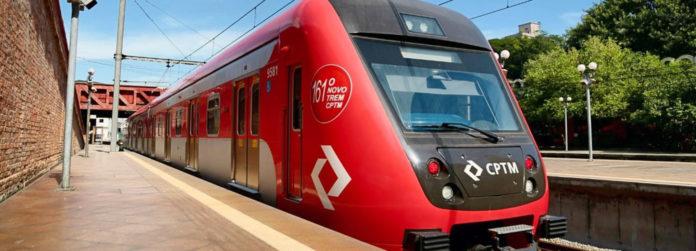Materiais de limpeza Novo Trem Linha 7-Rubi