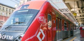 trem novo 162 Expresso Leste