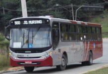 ônibus cajamar