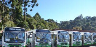 ônibus campos do jordão
