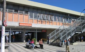 Estação Mogi das Cruzes