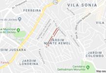 Rua José Pedro do Amaral Jardim Monte Kemel
