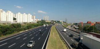 Grupo CCR rodoanel oeste foto trânsito nas estradas