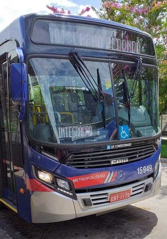 ônibus novos miracatiba Pirajuçara