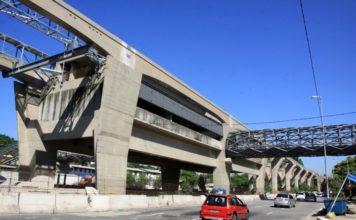 Estação Brooklin Paulista Linha 17-Ouro
