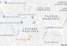 Travessa Bruno Braglia Lauzane Paulista