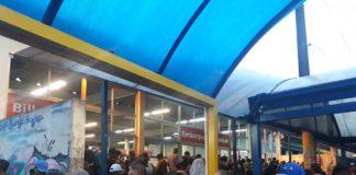 Estação Mauá Linha 10-Turquesa alagamento