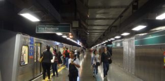 estação chácara klabin linha 2-verde