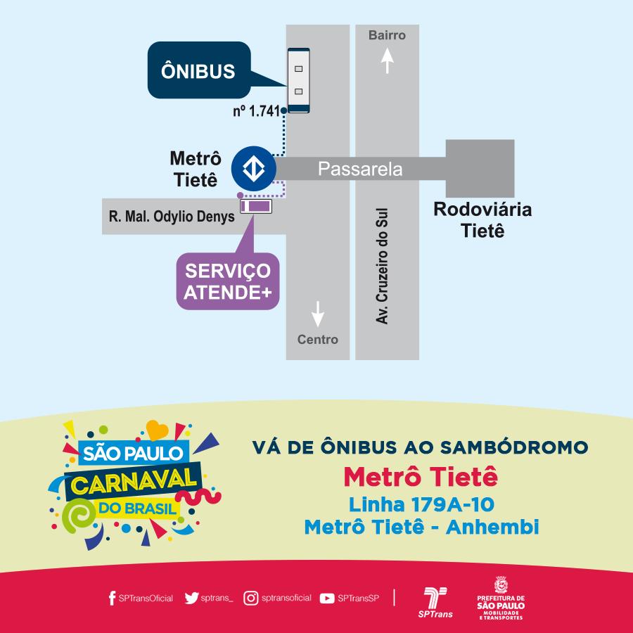 tietê carnaval