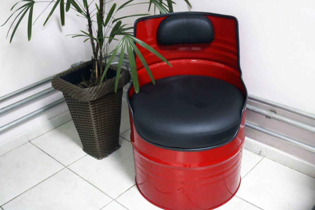 vermelho sustentável