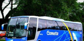 viação cometa ônibus