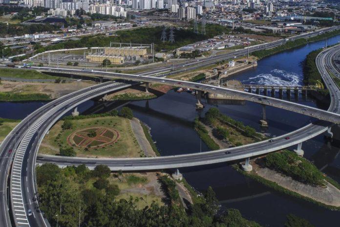 viaduto do cebolão pontes e viadutos