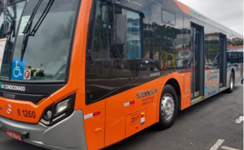 ônibus itaim bibi Ponto final