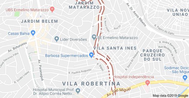 Rua Abel Tavares Ermelino