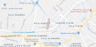 Rua Mauê-Guaçú Jardim Helena