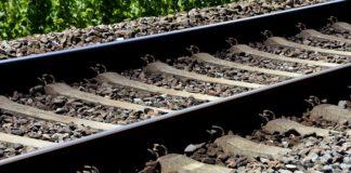 ferroviário trilhos