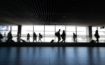 movimentação de passageiros