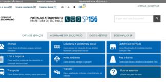 novo portal sp156