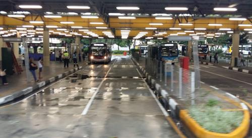 parada moema obras Avenida Ibirapuera