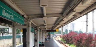 Estação Morumbi da CPTM Segurança da CPTM