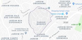 Parque Munhoz Zona Sul