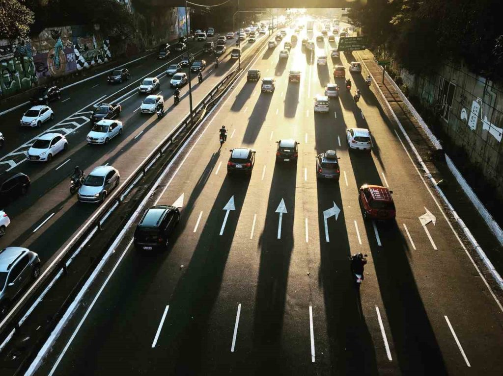 Rotatividade de carros
