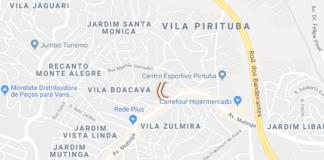 Rua Carlos Malheiro Dias Pirituba