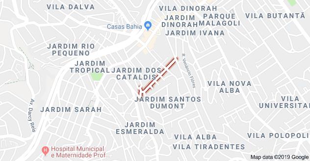 Rua Doutor Laudelino de Abreu Rio Pequeno
