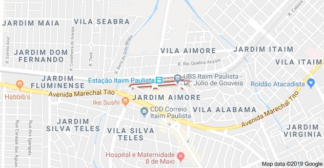 3009 Rua Rafael Correia da Silva Itaim Paulista