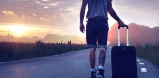 Suas viagens