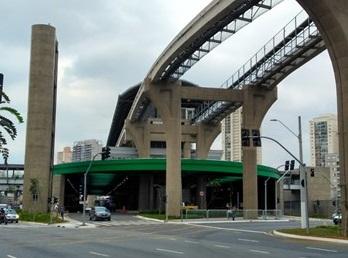 Terminal Central na Vila Prudente
