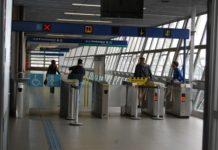 Terminal Vila Prudente acesso ao Metrô