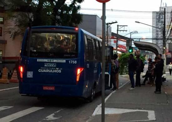 Taboão ônibus