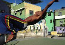 Apresentações de capoeira