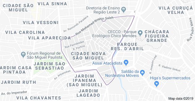 Cidade Nova São Miguel