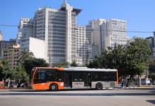 Linhas Avenida Paulista