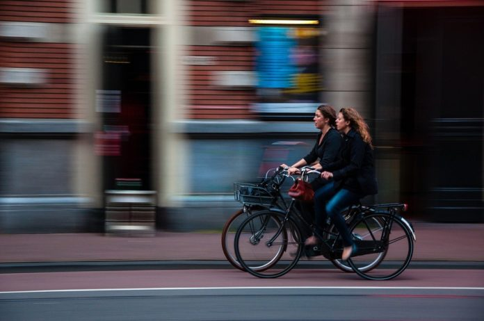 Mobilidade urbana Bicicleta