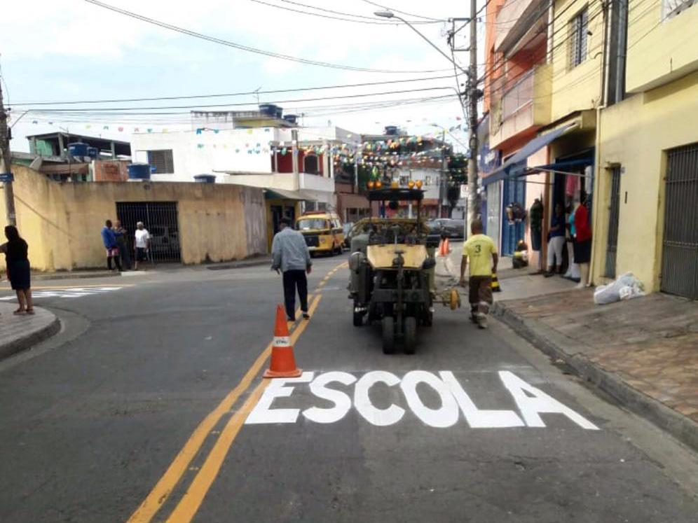 Rua Amélia Rodrigues