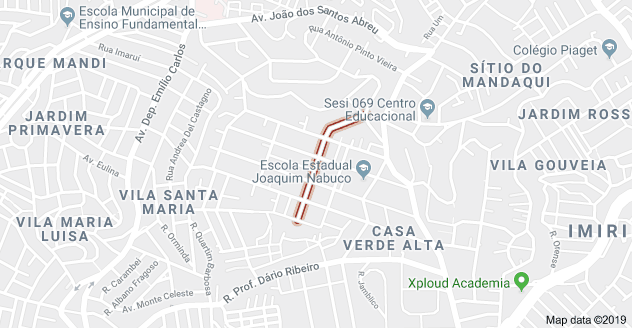 Rua Aristides Jofre