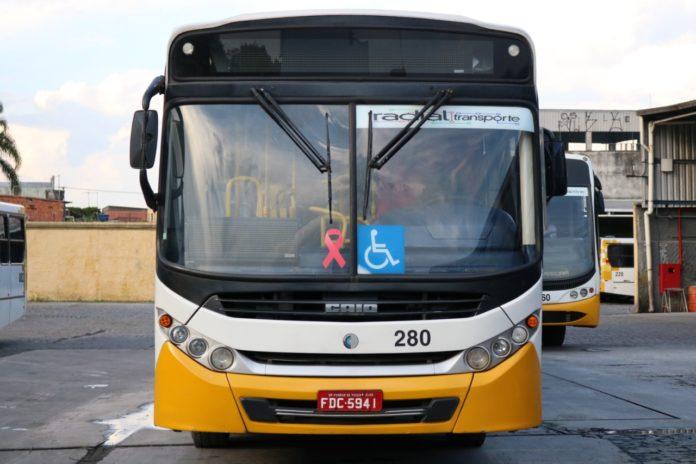Ônibus Junho Vermelho