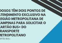 Cartão Bus+ Sênior