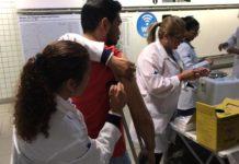 Onde tomar a vacina contra o sarampo