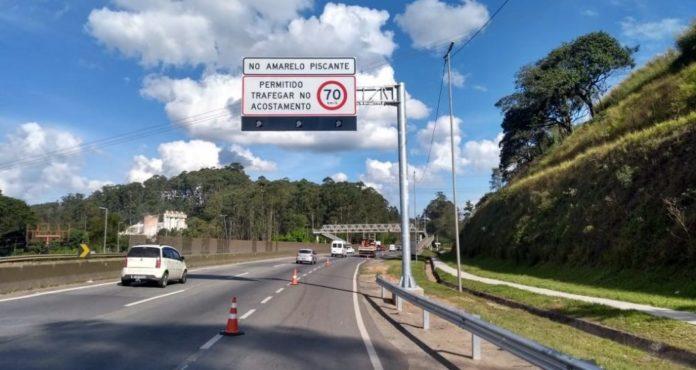 Arteris Recurso na rodovia Fernão Dias