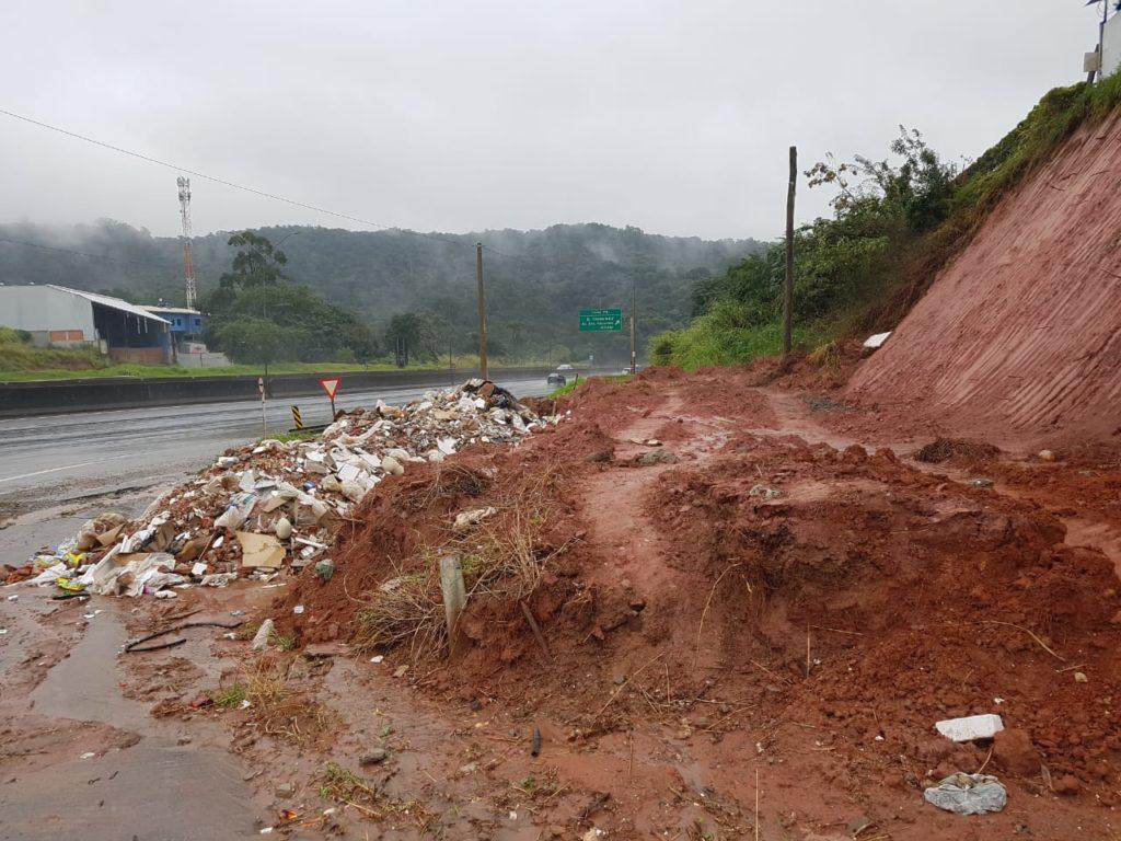 Rodoanel Norte Abandono