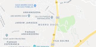 Rodovia Anhanguera Morro Doce