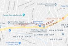 Rua Fábio José Bezerra