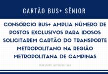 Sênior Cartão BUS+
